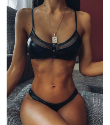 Bikini noir Samia