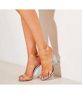 Sandales à talons Kimy