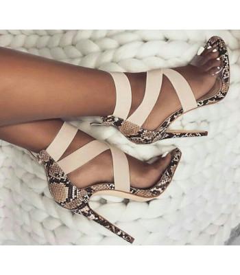 Sandales à talons Charline