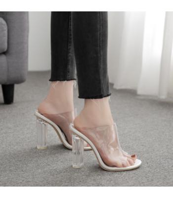 Sandales à talons Malika