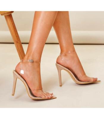 Sandales à talons Naïma