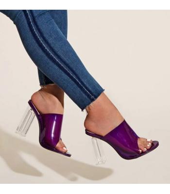 Sandales à talons Malika...